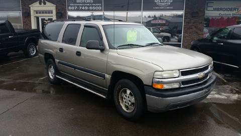 2001 Chevrolet Suburban for sale in Cortland, NY