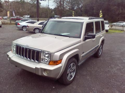 2008 Jeep Commander for sale in Ladson, SC