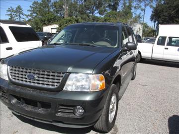 2004 Ford Explorer for sale in Ladson, SC