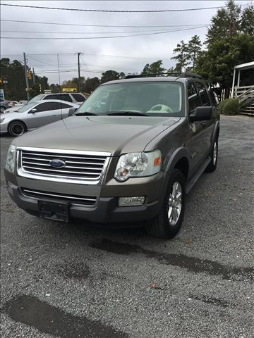 2006 Ford Explorer for sale in Ladson, SC