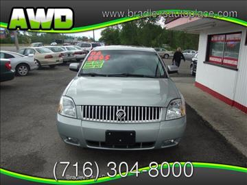 2006 Mercury Montego for sale in Lockport, NY