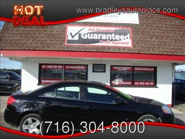 2007 Pontiac G6 for sale in Lockport, NY