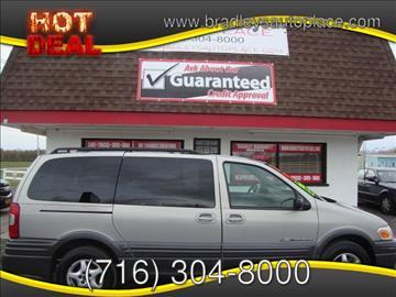 2001 Pontiac Montana for sale in Lockport, NY