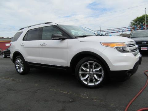 2014 Ford Explorer for sale in Owensboro, KY