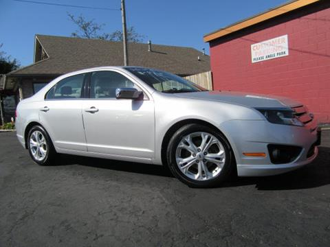 2012 Ford Fusion for sale in Owensboro, KY
