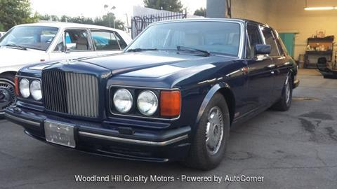 1991 Bentley Turbo R for sale in Reseda CA