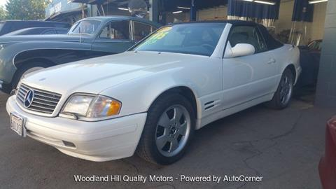 1999 Mercedes-Benz SL-Class for sale in Reseda CA