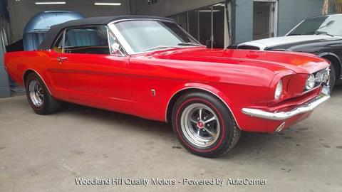 1966 Ford Mustang for sale in Reseda, CA