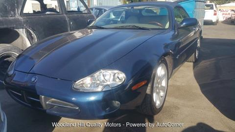 1999 Jaguar XK-Series for sale in Reseda CA