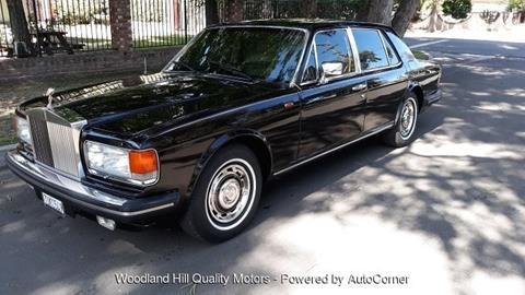 1984 Rolls-Royce Silver Spirit for sale in Reseda, CA