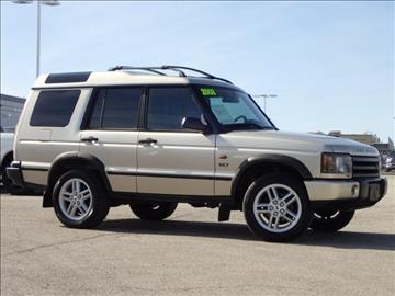 2003 Land Rover Discovery for sale in Peoria, IL
