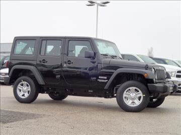 2017 Jeep Wrangler Unlimited for sale in Peoria, IL