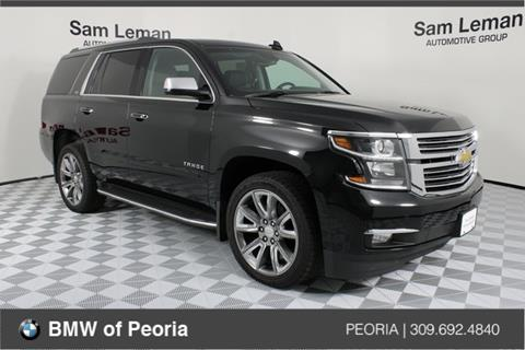 2015 Chevrolet Tahoe for sale in Peoria, IL