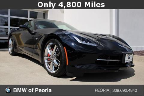 2016 Chevrolet Corvette for sale in Peoria, IL
