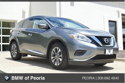 2017 Nissan Murano for sale in Peoria, IL