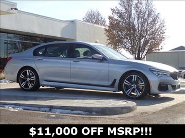 2017 BMW 7 Series for sale in Peoria, IL