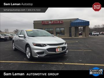 2016 Chevrolet Malibu for sale in Pekin, IL
