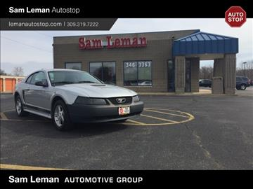 2002 Ford Mustang for sale in Pekin, IL
