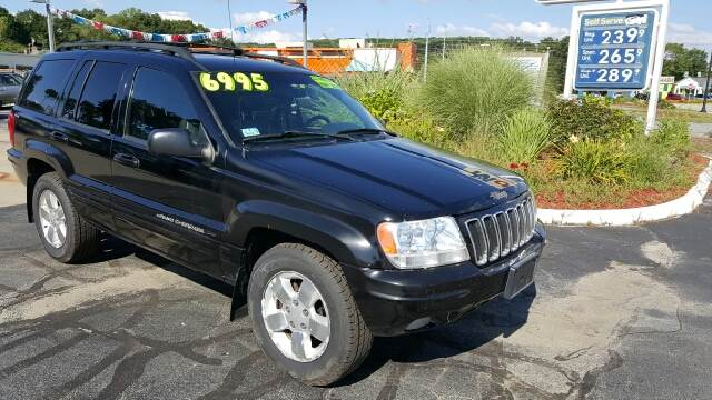 2001 Jeep Grand Cherokee for sale in Shrewsbury, MA