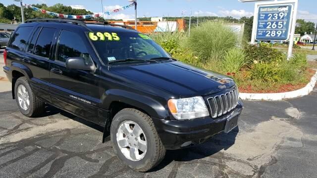 2001 Jeep Grand Cherokee for sale in Shrewsbury, MA