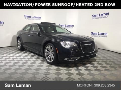 2018 Chrysler 300 for sale in Morton, IL