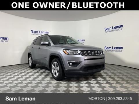 2018 Jeep Compass for sale in Morton, IL