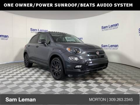 Sam Leman Morton Illinois >> 2018 Fiat 500x For Sale In Morton Il
