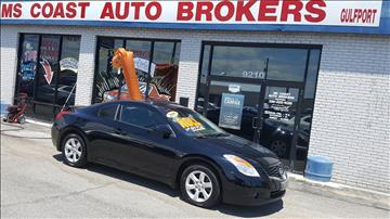 2008 Nissan Altima for sale in Gulfport, MS