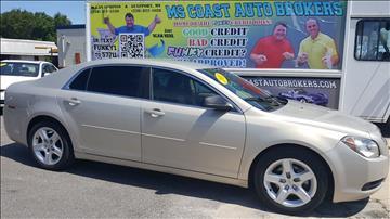 2011 Chevrolet Malibu for sale in Gulfport, MS