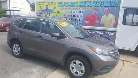 2013 Honda CR-V for sale in Gulfport, MS