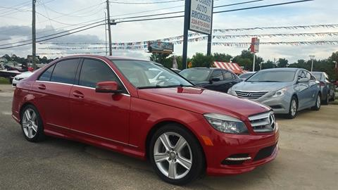 2011 Mercedes Benz C Class For Sale In Gulfport, MS