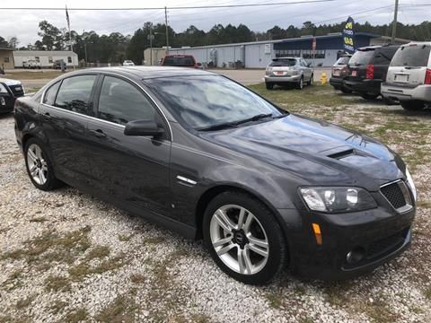 used pontiac g8 for sale in mississippi - carsforsale®