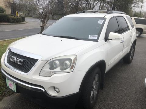 2012 GMC Acadia for sale in Gulfport, MS