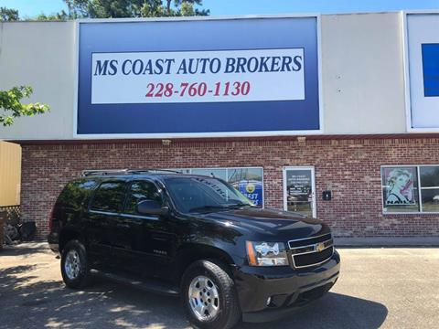 2013 Chevrolet Tahoe for sale in Gulfport, MS