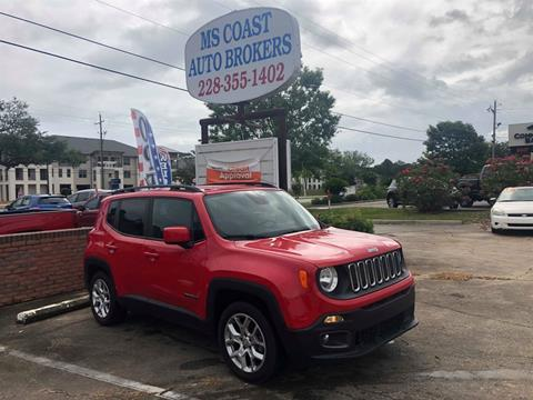 2015 Jeep Renegade for sale in Gulfport, MS