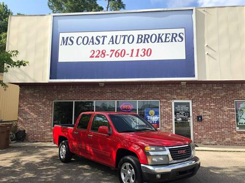 2010 GMC Canyon for sale in Gulfport, MS