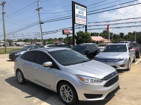 2016 Ford Focus for sale in Gulfport, MS