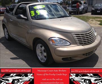 2005 Chrysler PT Cruiser for sale in Gulfport, MS
