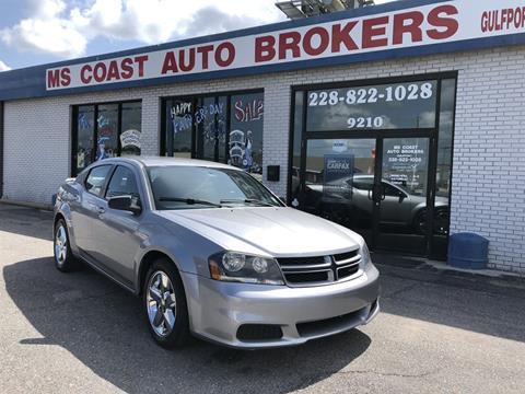 2013 Dodge Avenger for sale in Gulfport, MS