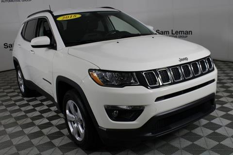 2018 Jeep Compass for sale in Bloomington, IL
