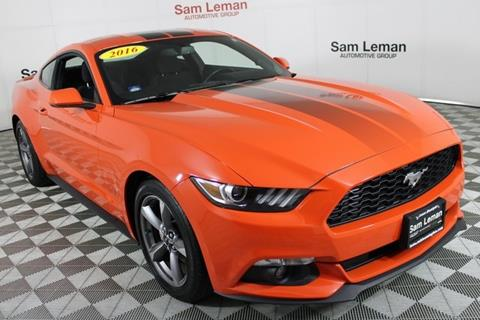 2016 Ford Mustang for sale in Bloomington, IL