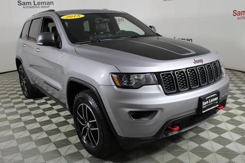 2018 Jeep Grand Cherokee for sale in Bloomington, IL