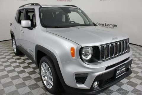 2019 Jeep Renegade for sale in Bloomington, IL
