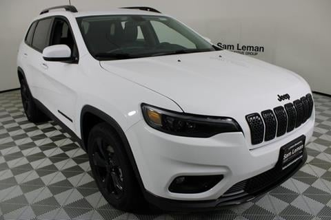 2020 Jeep Cherokee for sale in Bloomington, IL