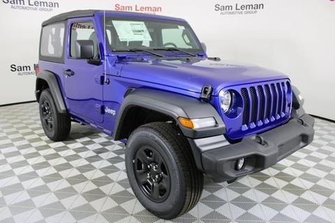 2020 Jeep Wrangler for sale in Bloomington, IL