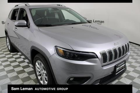 2019 Jeep Cherokee for sale in Bloomington, IL