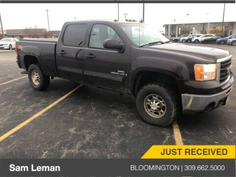 2008 GMC Sierra 2500HD for sale in Bloomington, IL