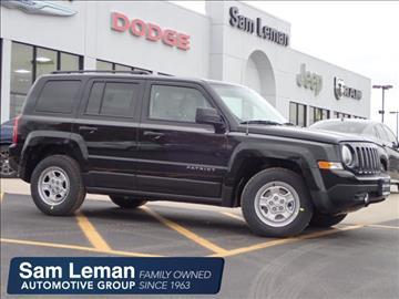 2017 Jeep Patriot for sale in Bloomington, IL
