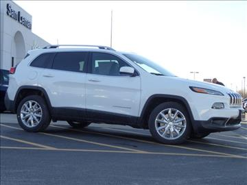2017 Jeep Cherokee for sale in Bloomington, IL