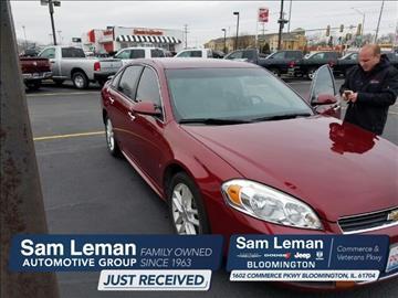2009 Chevrolet Impala for sale in Bloomington, IL